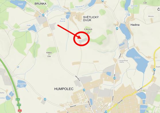Překladiště Humpolec